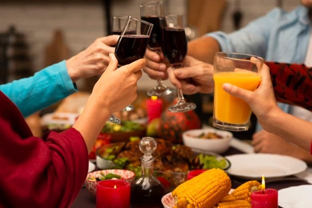 comidas de navidad en otros paises