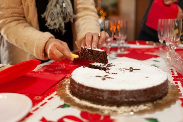 no engordar navidad